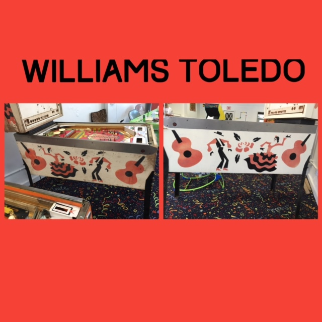 Williams, Toledo