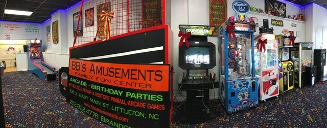 Showroom - Arcade