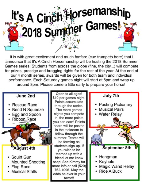 Summer Games Series
