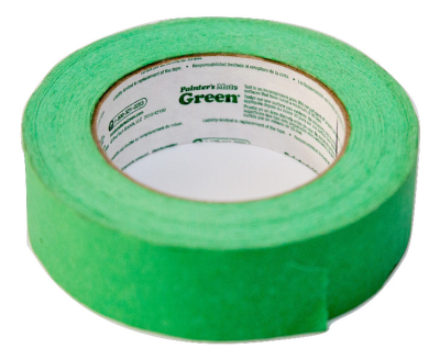 Painter's Tape Green (Thick)
