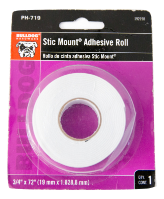 Stic Mount Adhesive Roll