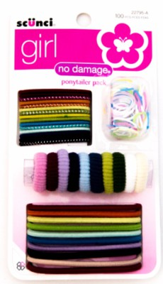 Scunci Assorted Hair Ties
