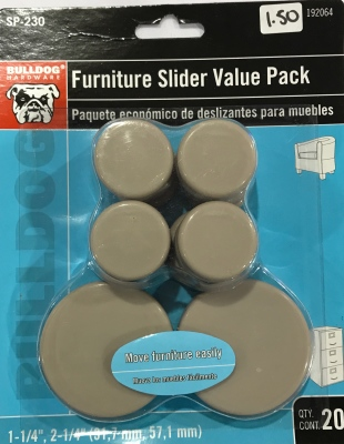 Furniture Slider Value Pack