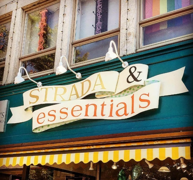 Essentials and Strada embrace coretailing in Northampton