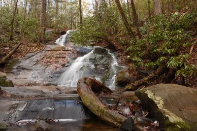 Fall Branch Falls after a good rain