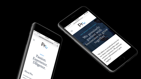 Mobile Responsive website design & build