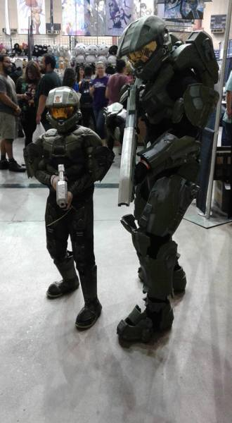 Mini Master Chief