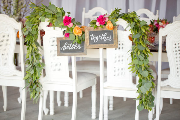 Advice from Former Peachy Keen Coordination Brides