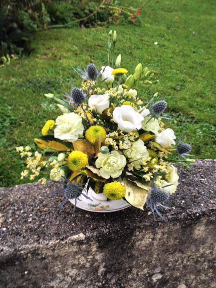 Hand tied Mothers Day bouquet