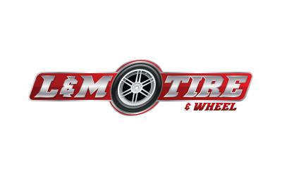 L&M Tire Logo