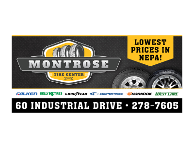 Montrose Banner