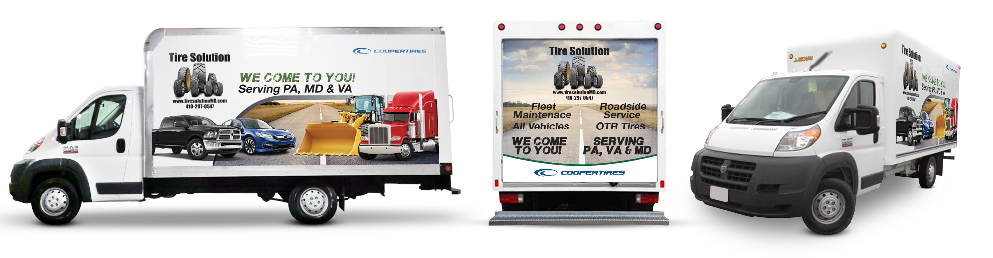 Tire Solution Box Truck