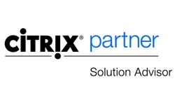 Logo qui démontre que nous sommes un partenaire certifié dans les solutions Citrix