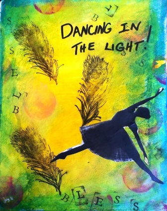 July 11, 2016 - Dancing In The Light