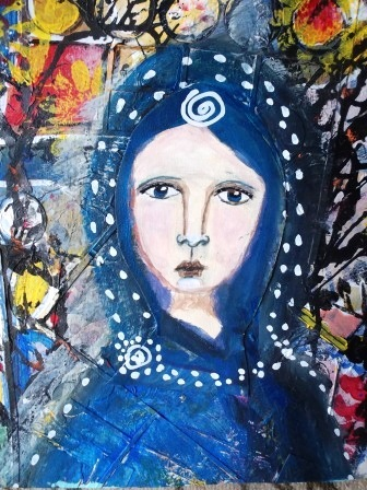 Mary, The Feminine Aspect Of The Omniprescient