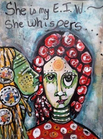 She Whispers