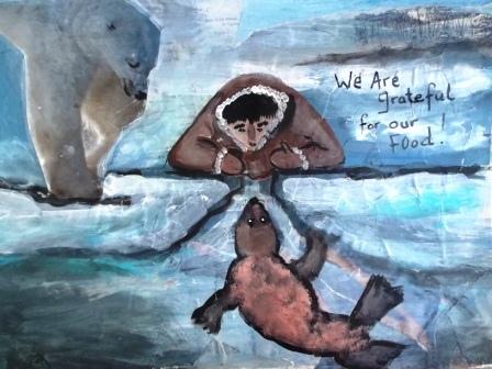 Native American Art Challenges For September