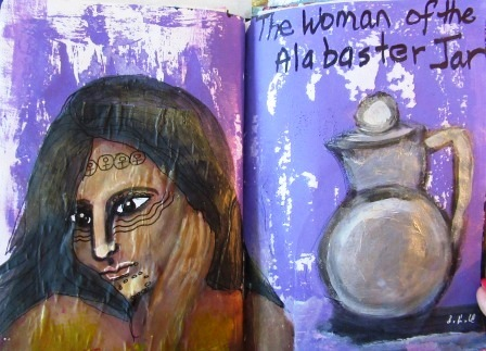 Woman of the Alasbaster Jar