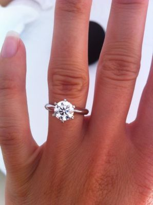 Whiy should I choose platinum over white gold for my engagement ring?