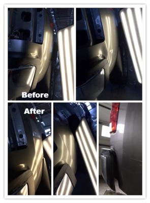 Truck Bed Bodyline Smash Repair