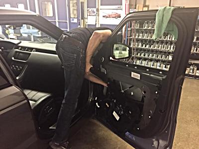 Access For Range Rover Repair