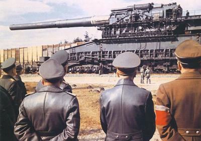 Gustav Gun - a maior e mais brutal arma de todos os tempos