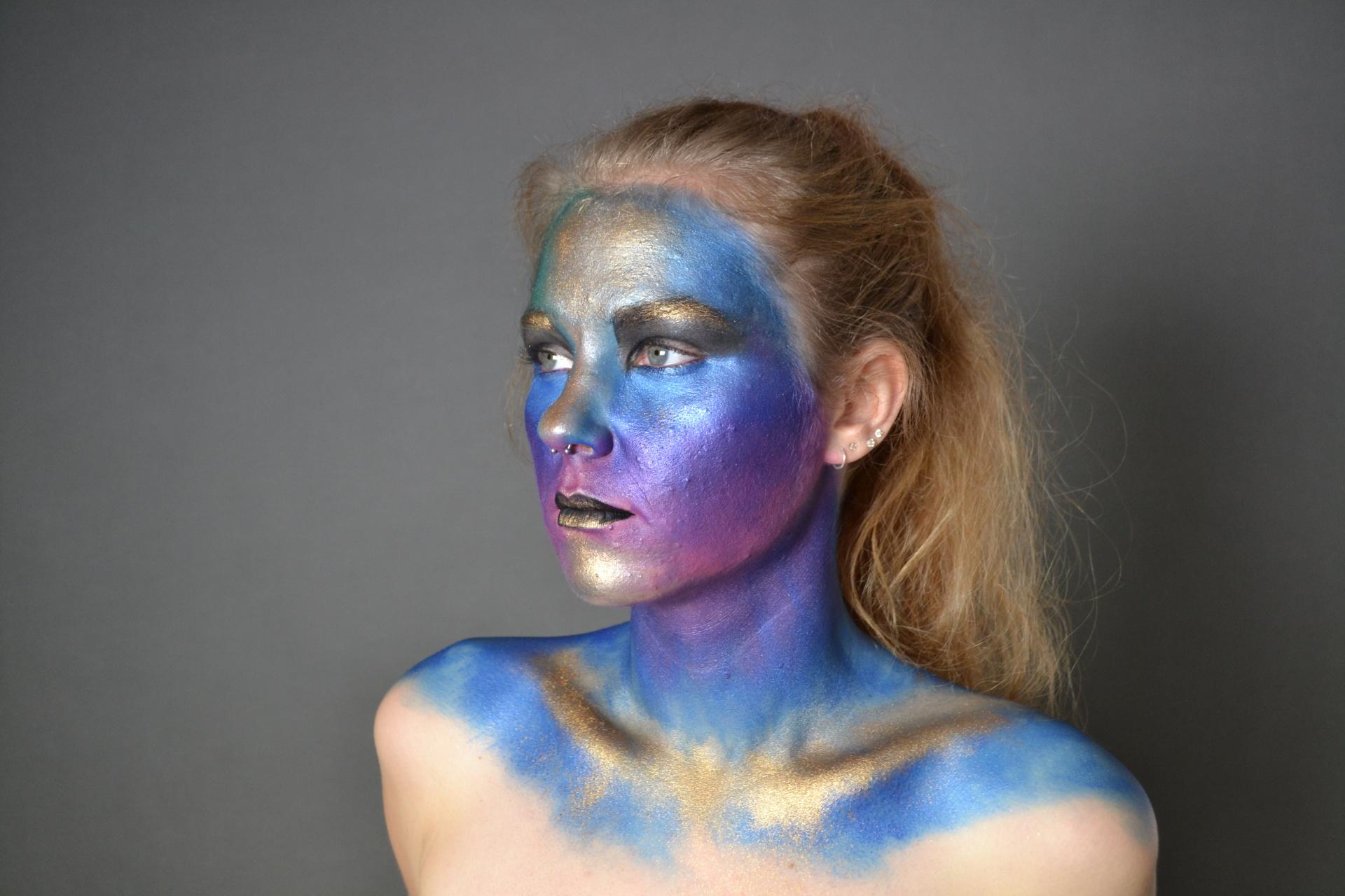 Model Lydia Whitfield