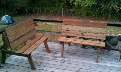 Convertible Benches