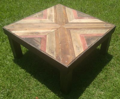 Reclaimed Coffee Tables