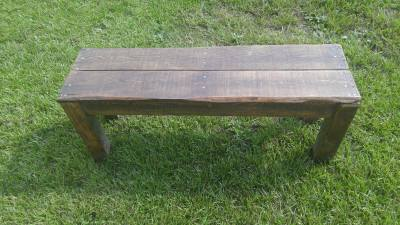Farm Style Benches