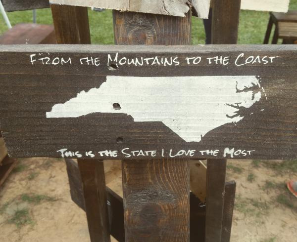 North Carolina Poem