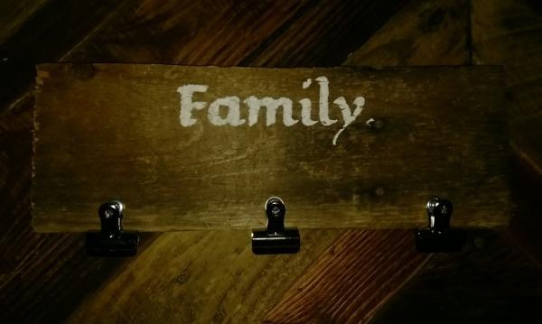 Family Screenprinted