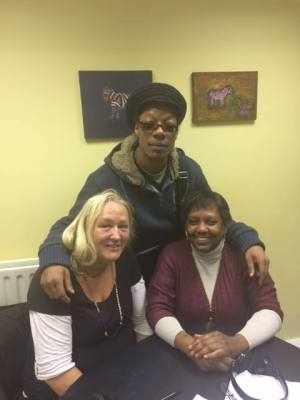 Delma Huges, Selecta Culture & Angie Ray talking about young care leavers.