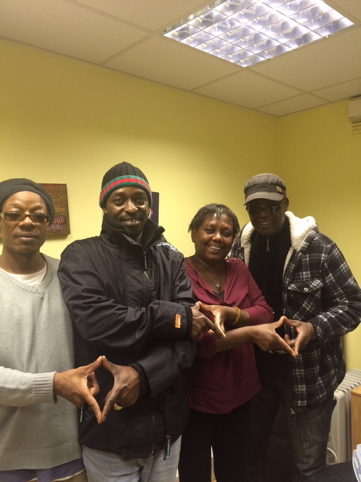 Selecta Culture, Bobby Sparks, Angie Ray & Patrick Boothe