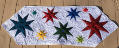 Bright Stars Table Runner