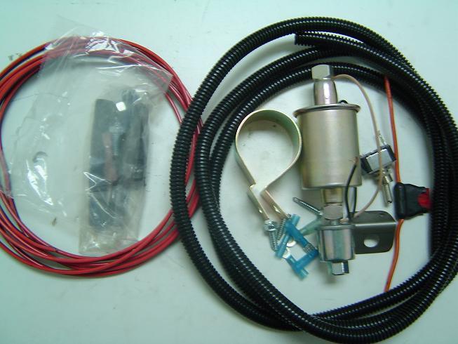 Electric Fuel Pump Kits