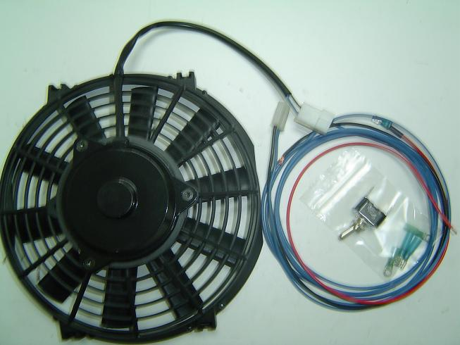 Electric Radiator Fan Kits