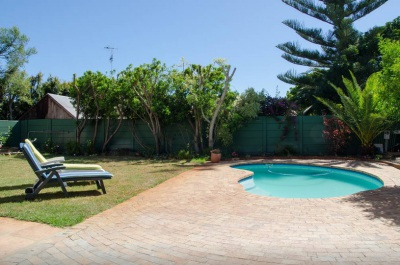 Our Sparkling Pool