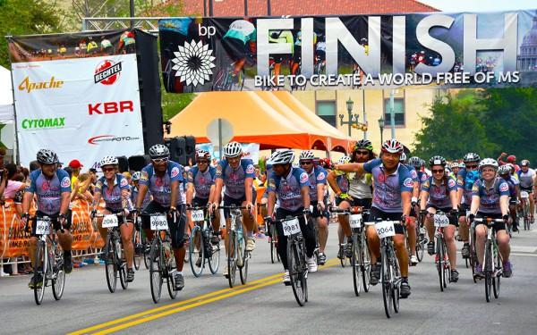 MS 150 Bike Tour