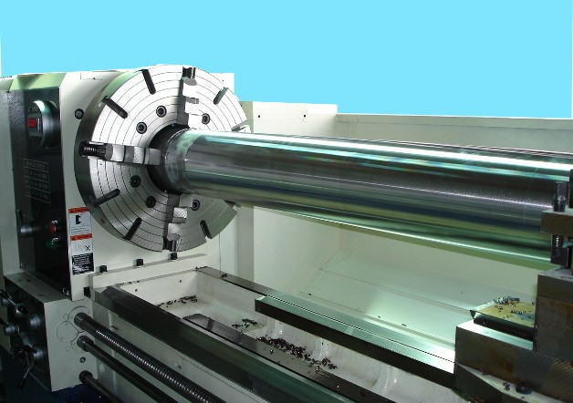 Oilfield Lathe Overall View
