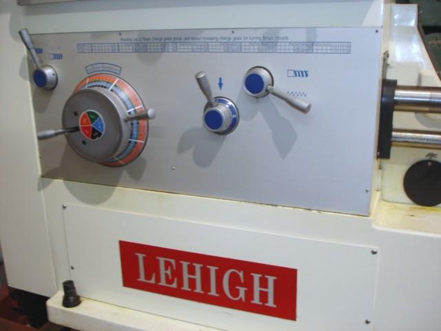 Manual Lathe H Series Feedbox