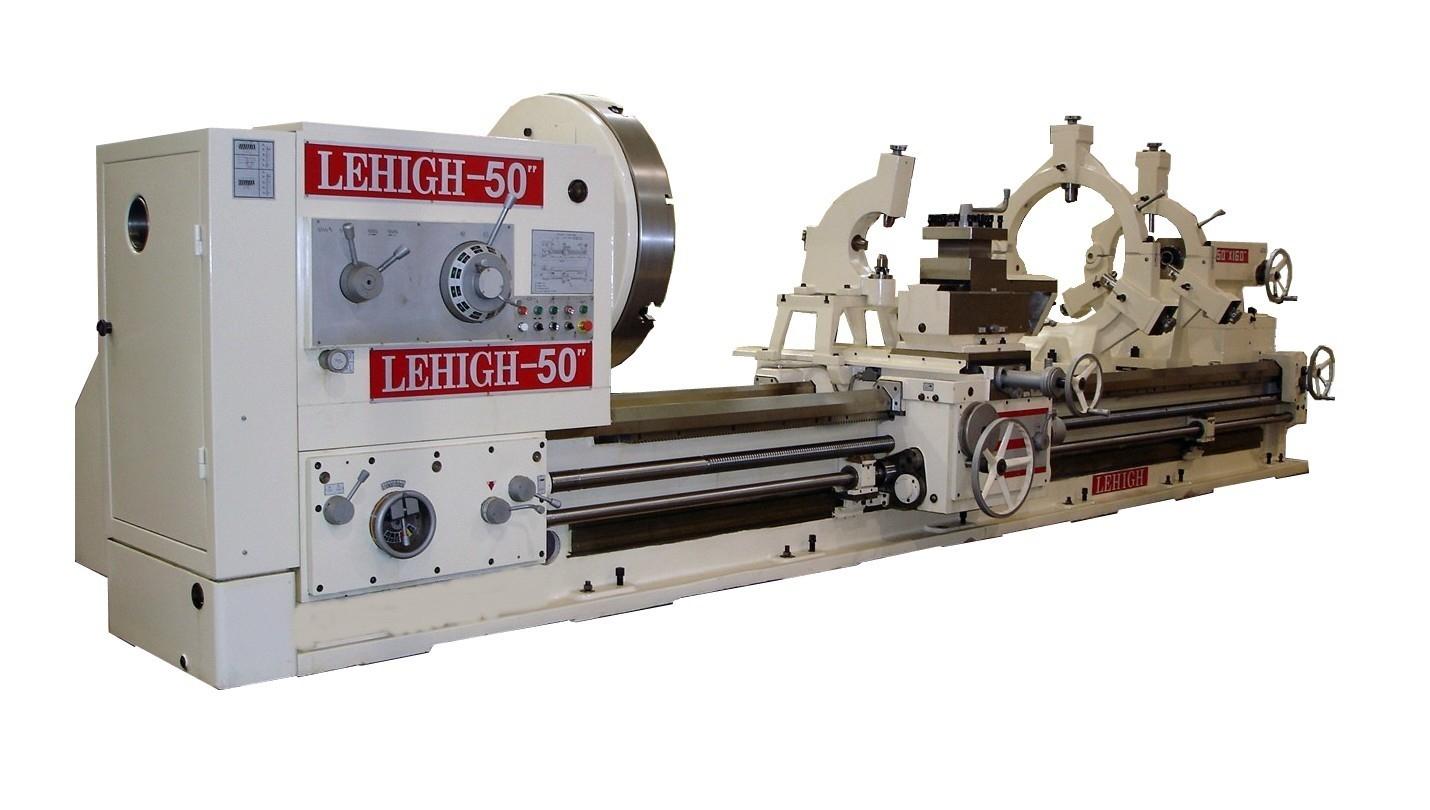 Heavy Duty Engine Lathes