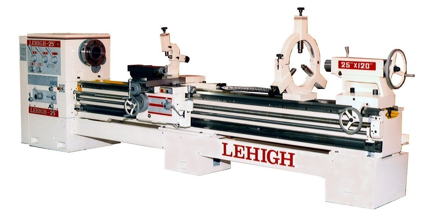 "Manual Lathe D-25"" Series"