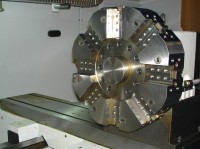 CNC Lathe Tool Changer