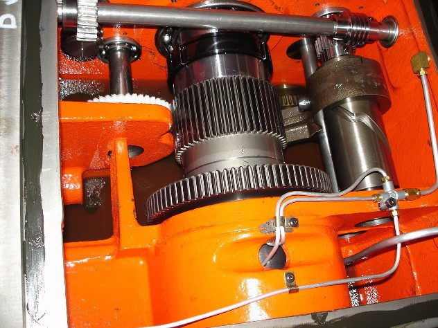 Manual Lathe Gear Box