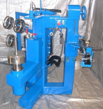 Wheel Straightener Overall View