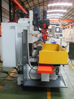 CNC Mill side view