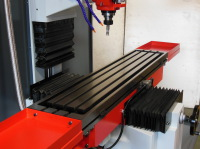 CNC Mill Bed