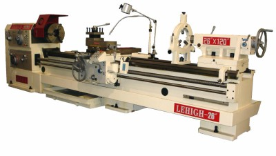 Heavy Duty Manual Lathes