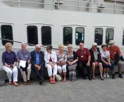 Harbour Dinner Cruise